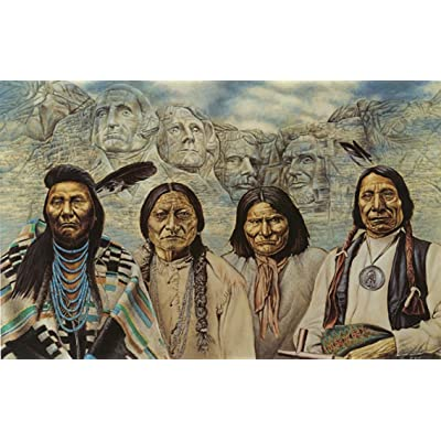 SUNSOUT INC Original Founding Fathers 550 pc Jigsaw Puzzle: Toys & Games