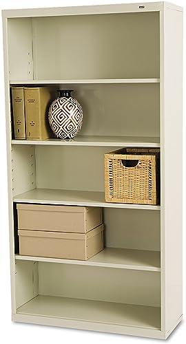 TENNSCO B66PY Metal Bookcase