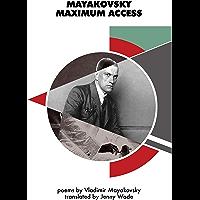 Mayakovsky Maximum Access: Selected Poems (Sensitive Skin Books) (English Edition)