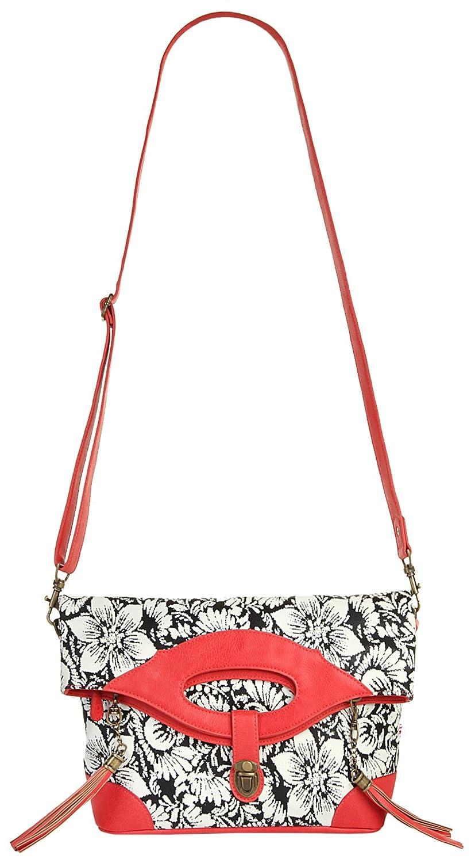 Blautsgeschwister Orient Express Tea Time Bag Handtasche 27 cm cm cm B01BW8S7DA Schultertaschen Praktisch und wirtschaftlich 27e135