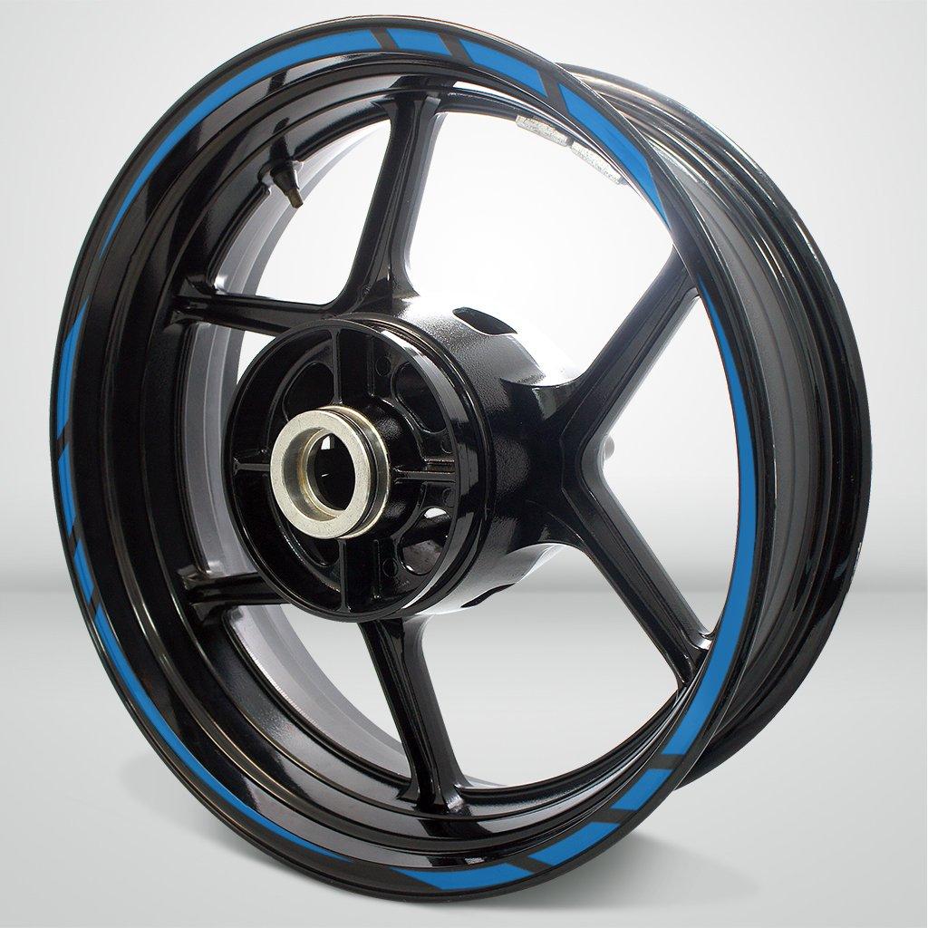 Rapid Outer Rim Liner Stripe for Suzuki GSXR 750 Matte Blue
