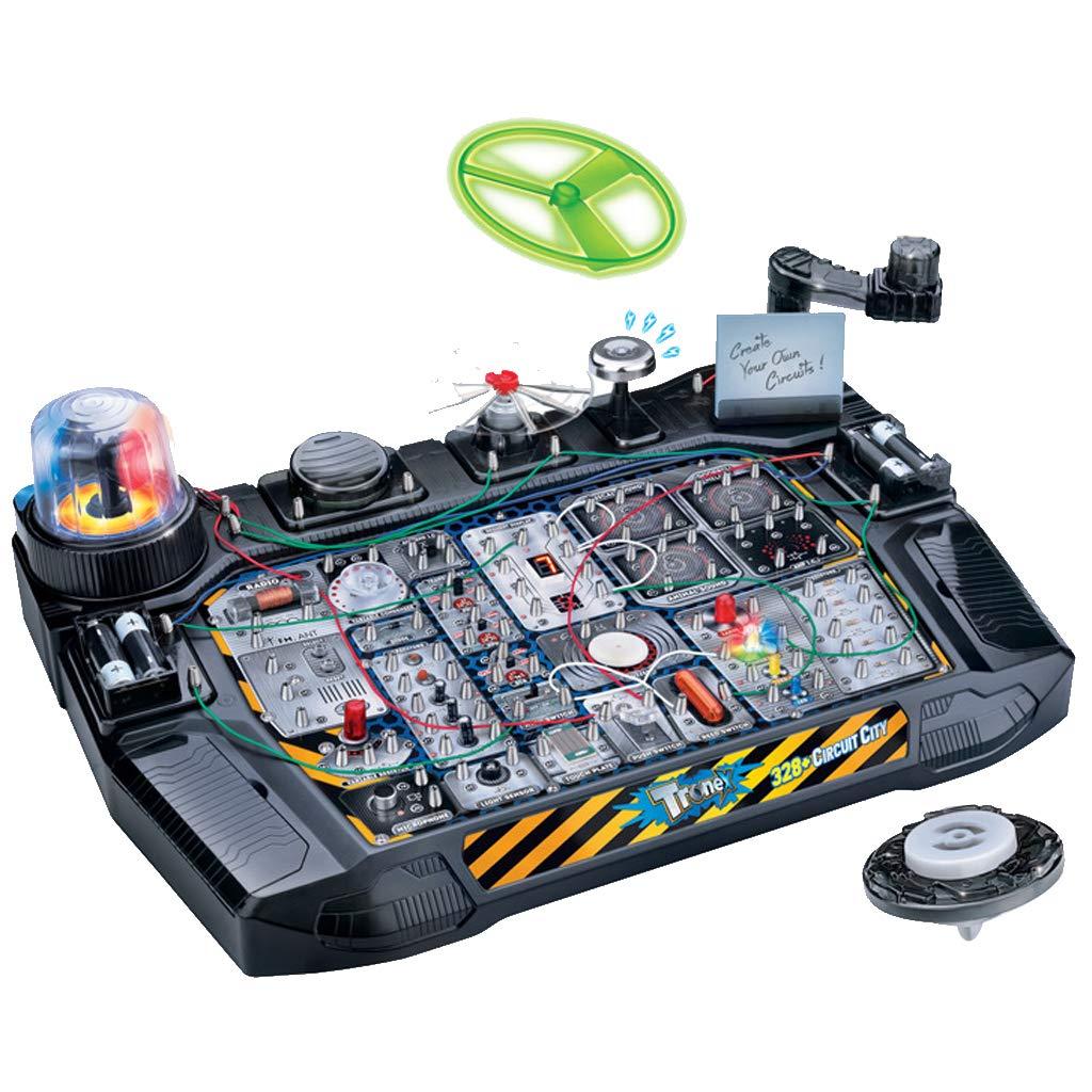 promociones de descuento Barato Homyl 328 en 1 1 1 Modelo de Construcción de Circuitos Eléctricos Juguete de Aprendizaje de Ciencia y Físico para Niños  ¡envío gratis!