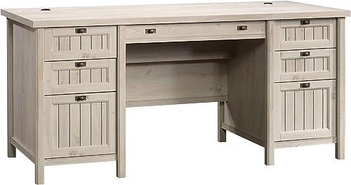 Cheap Sauder Costa Executive Desk home office desk for sale