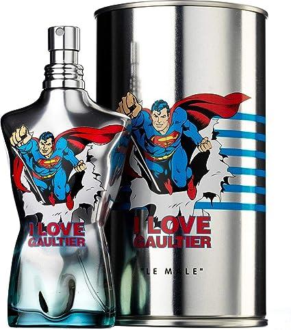 Jean Paul Gaultier Le Male Superman Eau fraîche Eau de Toilette ...