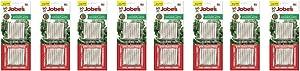Jobe's 5001T Houseplant Indoor Fertilizer Food Spikes, 50 Pack(2) (Fоur Paсk)