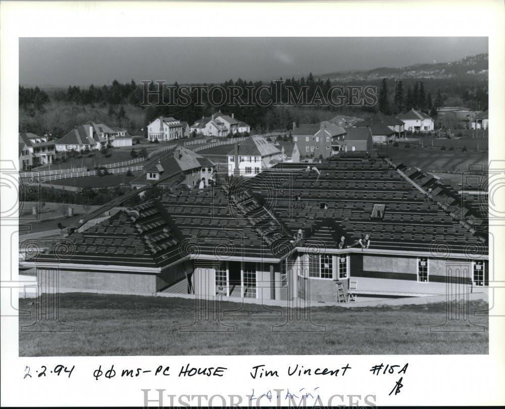Vintage Photos 1994 Press Photo Wyndham Hill Estates Real Estates Development Homes ora39548