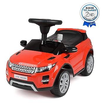 Children's Ride On SUV Car Toy Range Rover Evoque With Sound Effects
