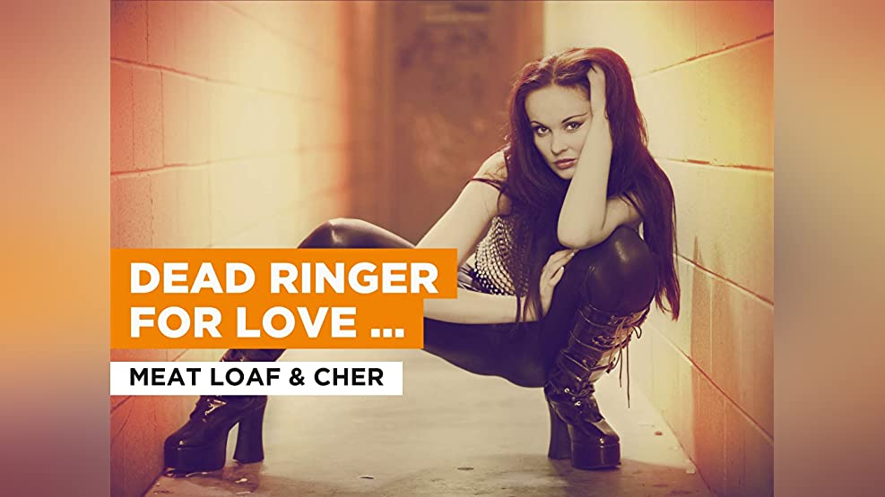 Dead Ringer For Love (Duet) in the Style of Meat Loaf & Cher