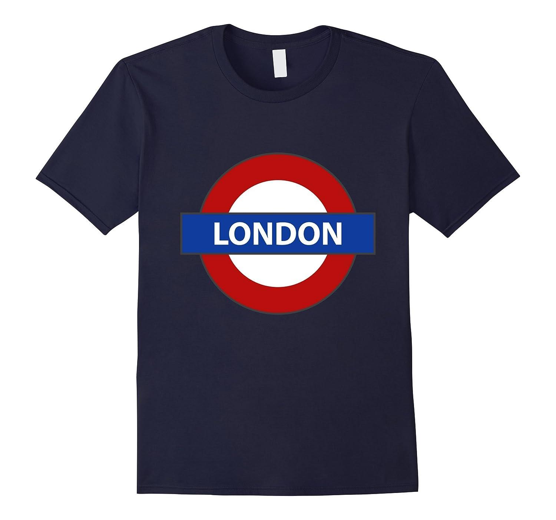 Underground London T-Shirt-CD