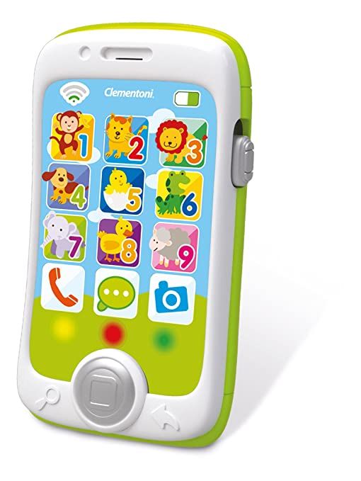 159 opinioni per Clementoni 14969- Giochi Elettronici, Smartphone Touch & Play