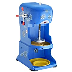 Great Northern Premium Quality Ice Cub Shave Ice Machine Commercial Ice Shaver