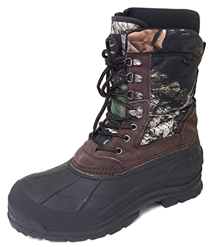 """99576c058f675 G4U-T C-10A Men's Winter Boots Cold Weather 10"""" Waterproof Leather &"""