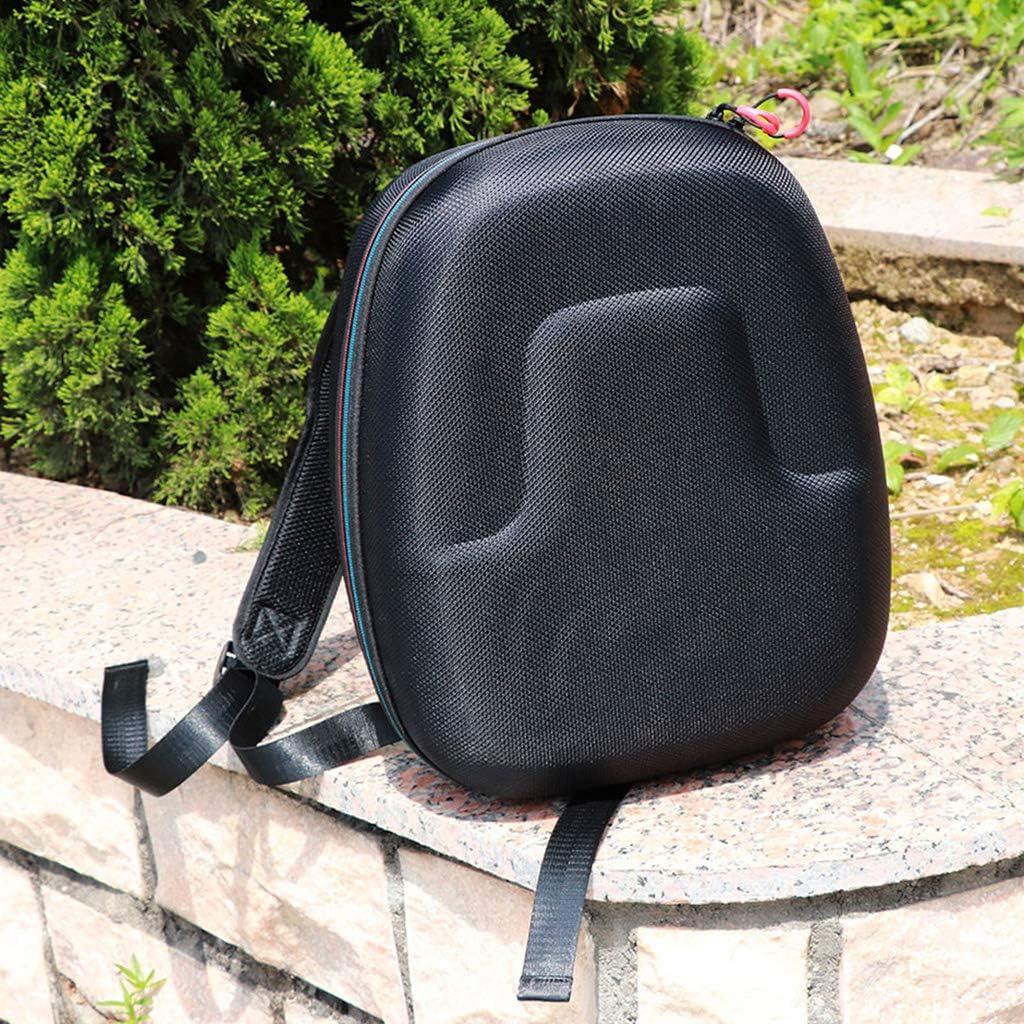 Mikiya Portable Dur EVA Sac De Rangement Voyage Sac /À Dos Housse De Protection pour HTC Vive Focus Plus VR Lunettes Accessoires