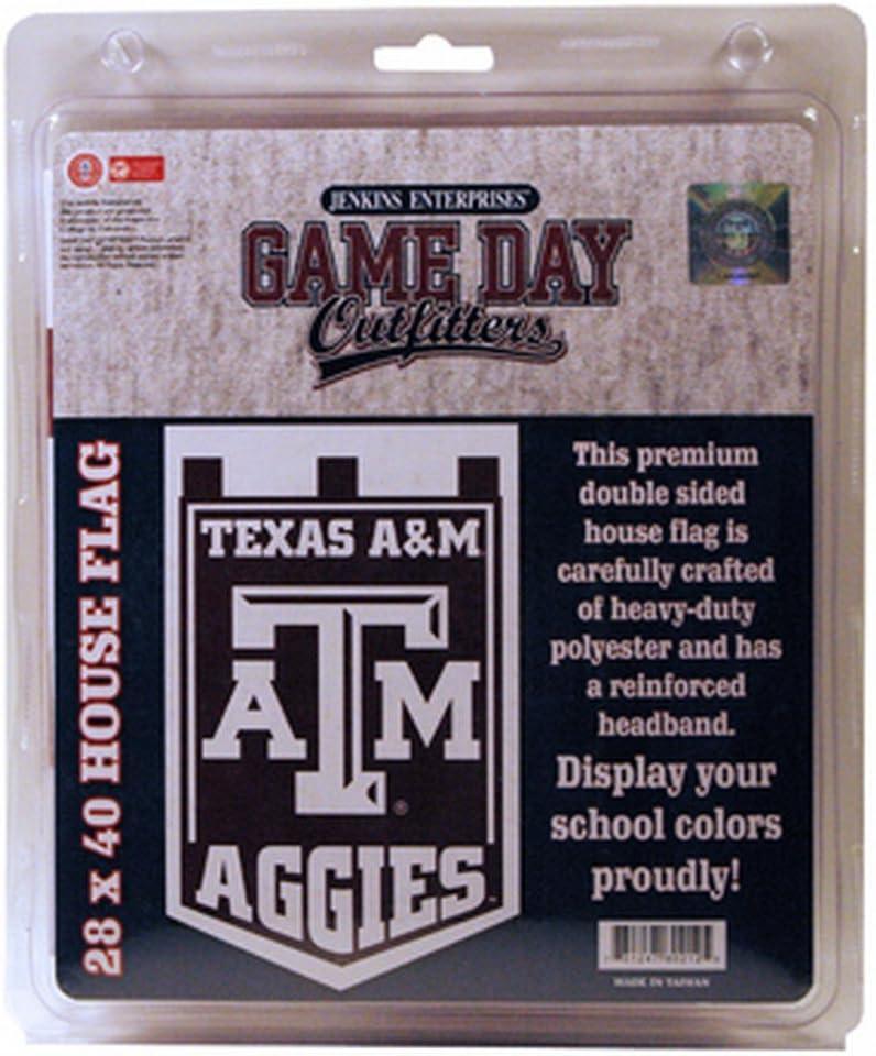 NCAA Texas A /& M Aggies Flag Banner