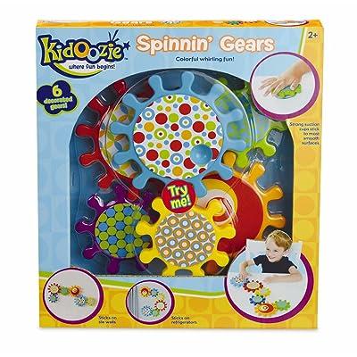 Kidoozie Spinnin' Gears: Toys & Games