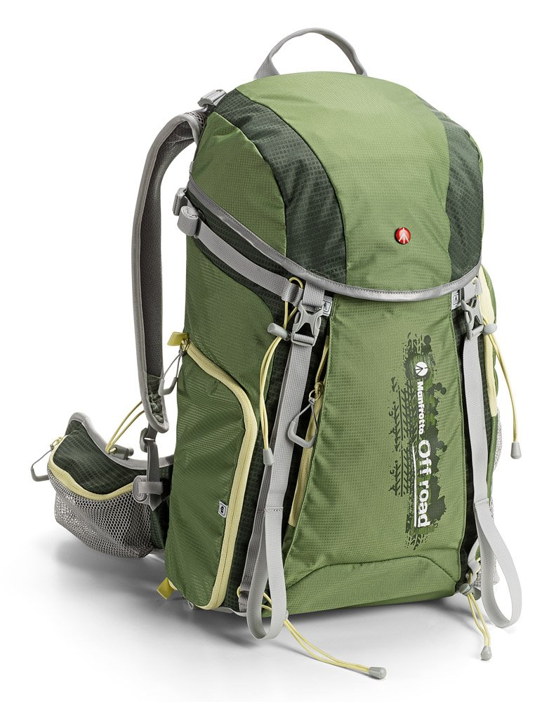 Manfrotto MB OR-BP-30GR Off Road Hiker Backpack, 30L (Green)