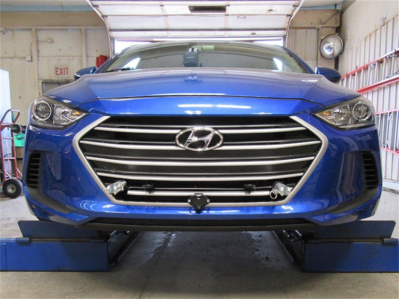 Blue Ox BX2340 Baseplate 2017 Hyundai Elantra