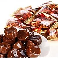 金丝猴 特浓咖啡硬糖500g 特价散装零食喜糖休闲婚庆食品 约113颗