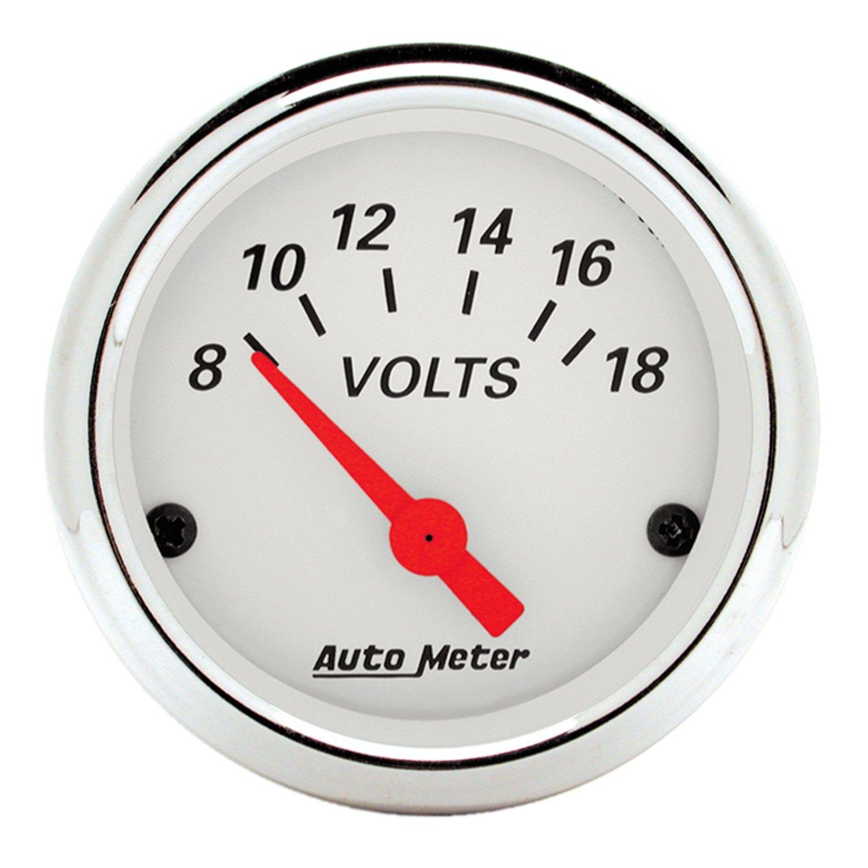 Auto Meter 1391 Voltmeter Gauge