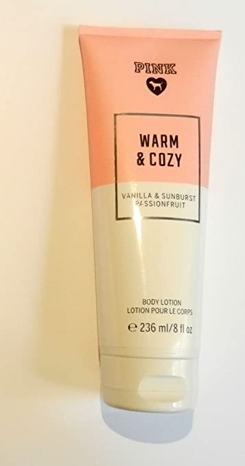 29f5a6adcd Image Unavailable. Image not available for. Color  Victoria Secret PINK  Body Lotion 236 ml 8 fl. oz (Warm   Cozy