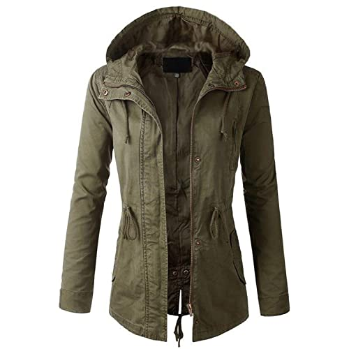 Olive Green Jacket: Amazon.com