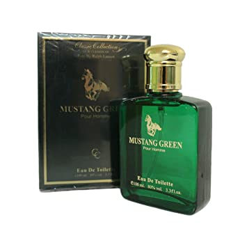 Mustang Green Pour Homme - Our Version of Polo Ralph Lauren 100ml/3.4oz