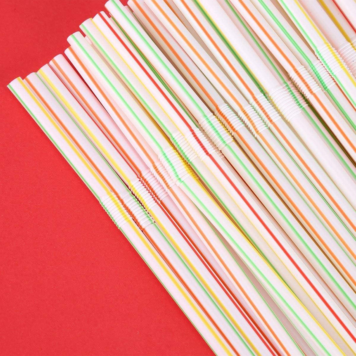 100 Pcs En Plastique Souple Blanc Solide Parti Th/é Et Caf/é Shop Pailles /à boire Jetables D/écorations De Mariage-Alan Graham ScottVF