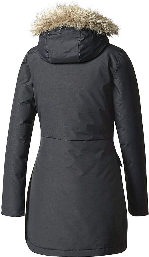Veste Adidas XPLORIC Parka Noir Femme Outlet
