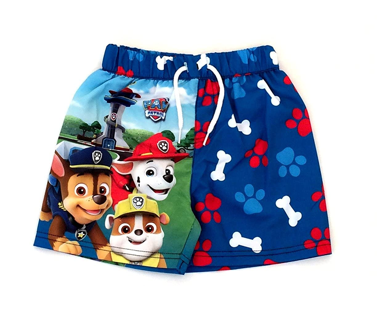 Boys Swimming Shorts Trunks Paw Patrol 18-24 Months to 4-5 Years