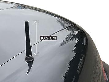 The Stubby - Antena Corta Compatible con BMW Z3