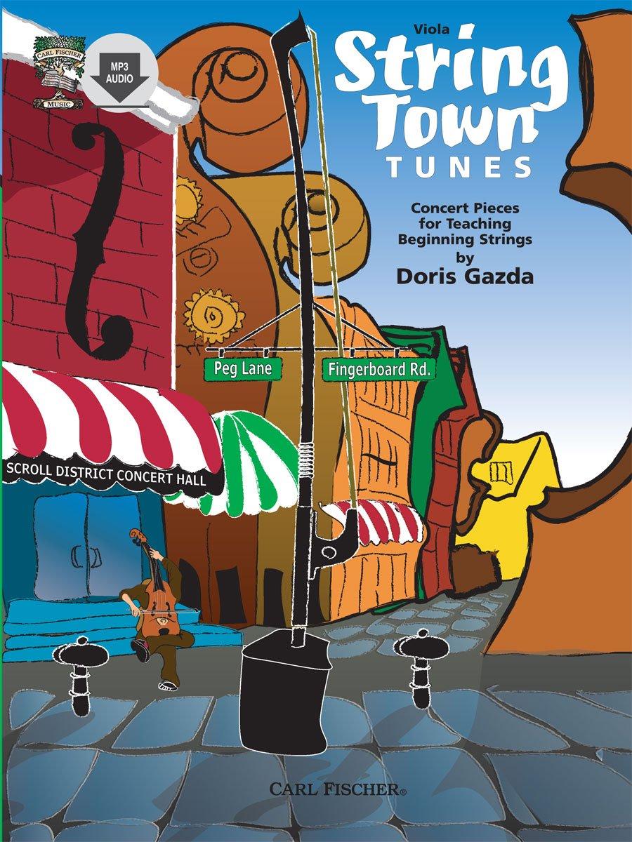 ASB3 - String Town Tunes: Viola (Book & MP3) pdf epub