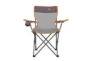 Portal Oscar Chair - Silla de Camping Robusta hasta 100kg ...