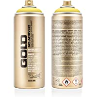 Montana Cans 283918Spray Oro, gld400, 1010, 400ml, Easter