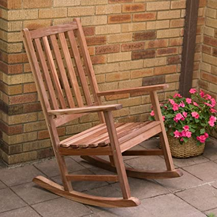 Coral Coast Coral Coast Richmond Heavy Duty Outdoor Rocking Chair, All  Other Colors, Wood