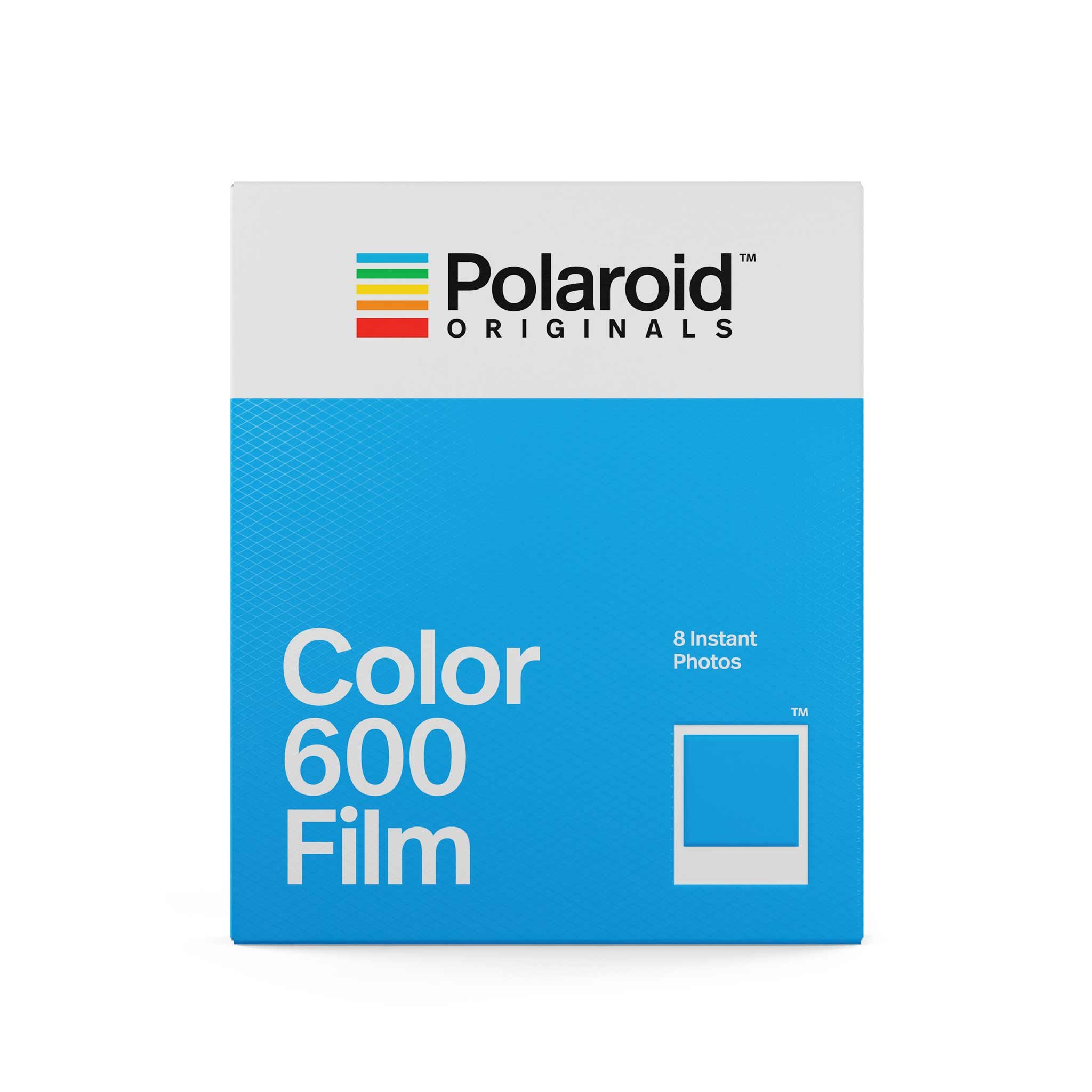 Polaroid Color 600 Film White