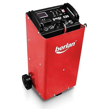 Berlan BBSL430 - Arrancador y Cargador de batería: Amazon.es ...