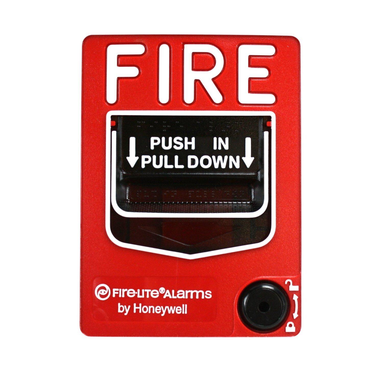 Bg-12 – Firelite Fire Alarm Pull Station 2 Pack