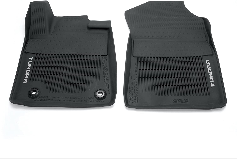 TOYOTA PT908-34161-02 All Weather Floor Liner Black C Cab