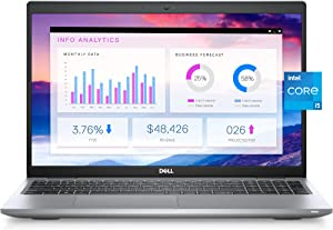 2021 Newest Dell Business Laptop Latitude 5520, 15.6