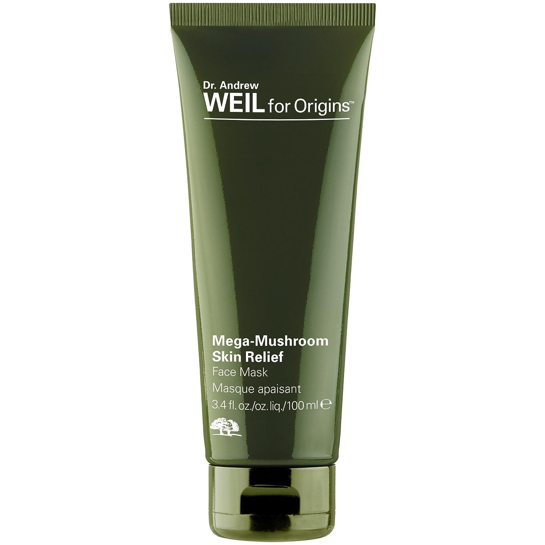 Dr。アンドルーワイル起源メガマッシュルームフェイスマスク100ミリリットルのために (Origins) (x2) - Dr. Andrew Weil for Origins Mega-Mushroom Face Mask 100ml (Pack of 2) [並行輸入品]   B01N05W35D