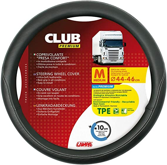 Lampa 98846 Lenkradbezug Club Premium M Auto