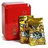 GOARTEA 10Pcs*8g Organic Nonpareil Supreme Fujian Anxi High Mount. Tie Guan Yin Tieguanyin Iron Goddess Chinese Oolong Tea Tee