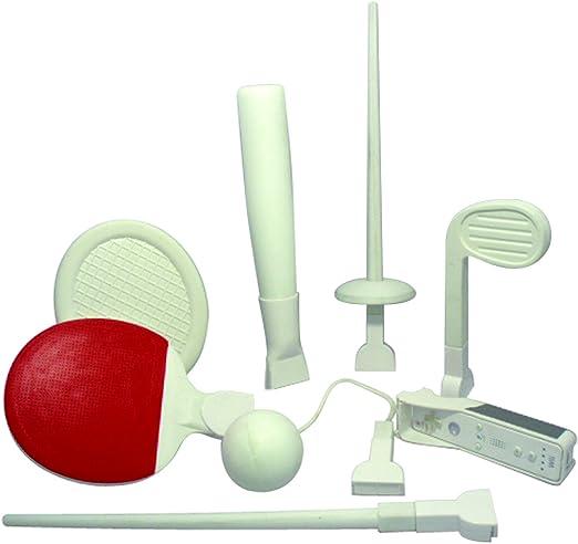 Pair & Go 8-Piece Olympic Soft Sports Pack (Wii) [Importación inglesa]: Amazon.es: Videojuegos