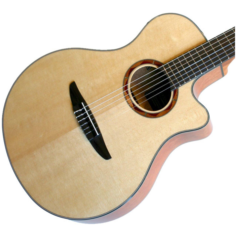 yamaha ntx700 ntx acoustic electric classical guitar w