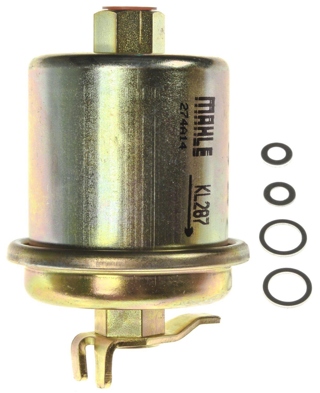 Mahle Original Kl 287 Fuel Filter Automotive 99 Acura Tl