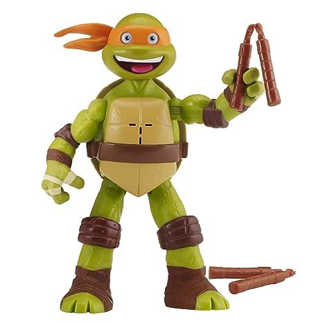 Teenage Mutant Ninja Turtles Shake Ems Michelangelo Action Figure