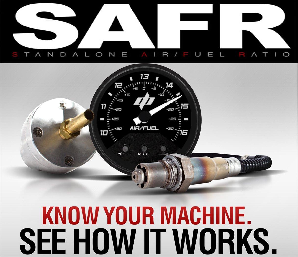 Dobeck Performance SAFR (Standalone Air/Fuel Ratio) Diagnostic Tool