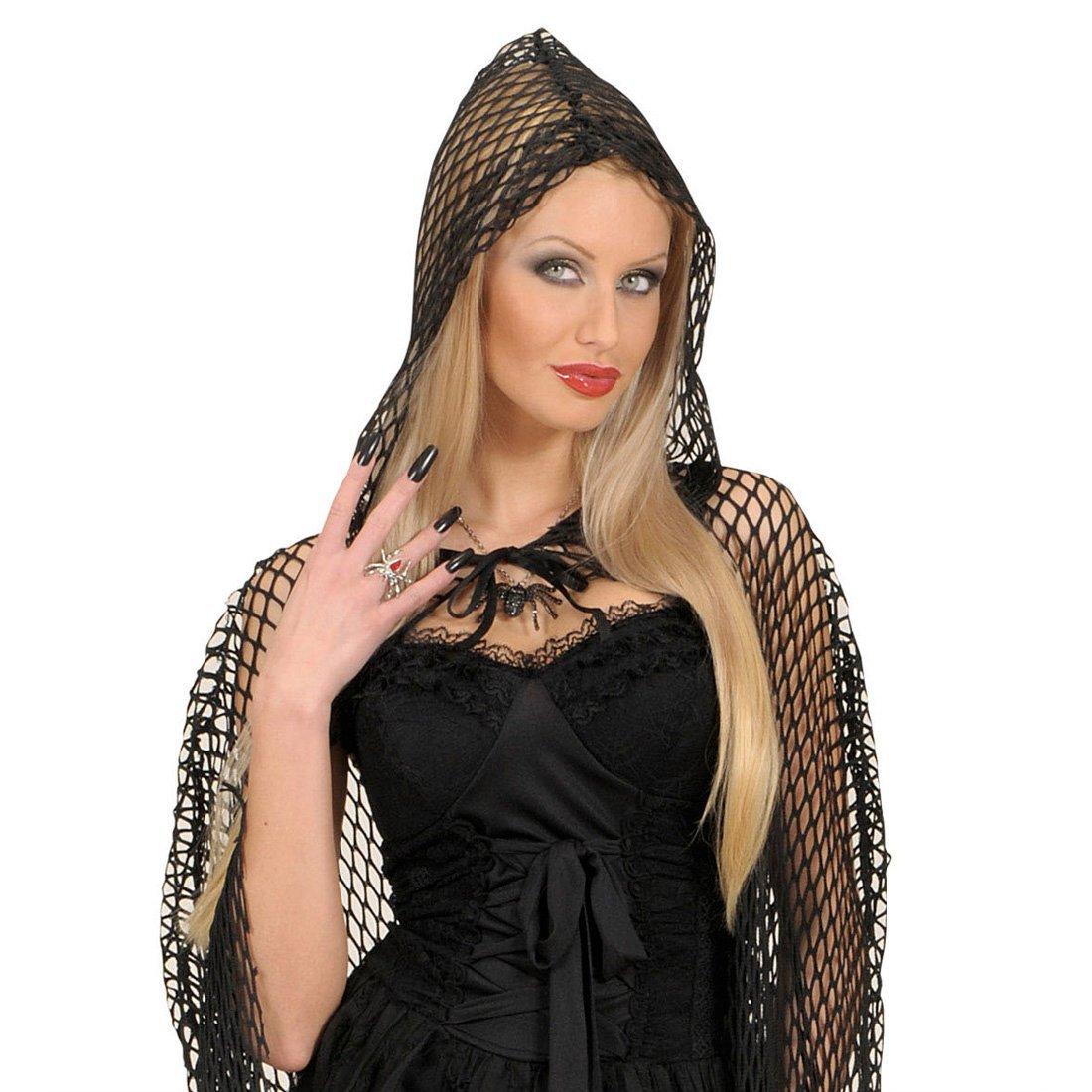 Anneau araign/ée avec pierre pr/écieuse rouge anneau de sorci/ère anneau bague gothique petite pierre anneau de femme strass anneau daraign/ée bijou d/éguisement Halloween bijoux gothiques accessoires bijoux dHalloween