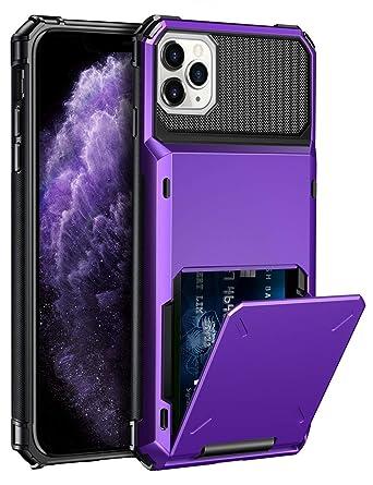 Amazon.com: ELOVEN - Funda para iPhone 11 Pro Max con ...