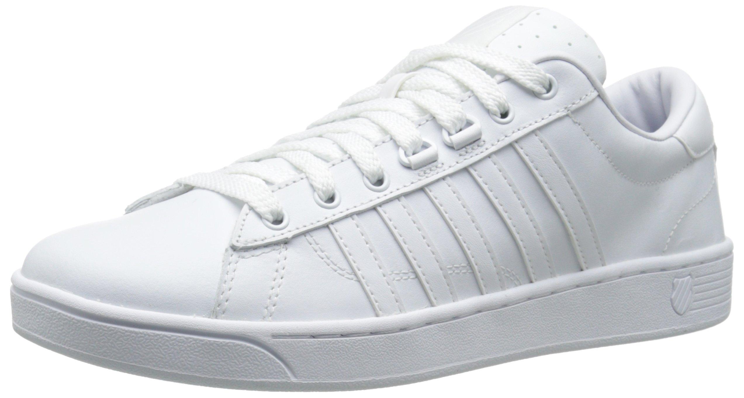 K-Swiss Men's Hoke CMF Shoe, White/White, 8.5 M US by K-Swiss